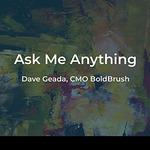 Dave Geada - Ask Me Anything