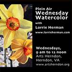 Lorrie Herman - Wednesday Watercolor