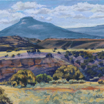 Wendy Ahlm - PAPNM Ghost Ranch Paint Out