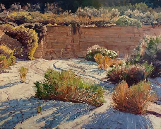 Songdog Ranch Arroyo 2 - Oil