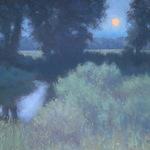 Meg Walsh - Between Two Shores---Paintings of the Delmarva Peninsula by Meg Walsh and Bernard Dellario