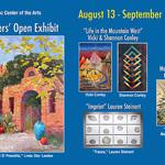 Linda Star Landon - Tubac Center of the Arts Members Open Exhibition August 13 - September 26