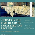 Peter Leeds - Artists in the Time of COVID: Paralyzed and Prolific