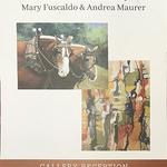 Mary Fuscaldo - Opposites Attract - Autumn�s Coat of Many Colors
