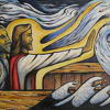 Christ Rebukes the Wind and Waves