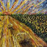 Linda Donlin - Walking on Sunshine