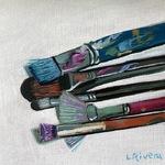 Lori Rivera - Miniatures Exhibit @ Arts Council