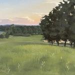 Bryan Abing - Plein Air Between the Bluffs Fine Art