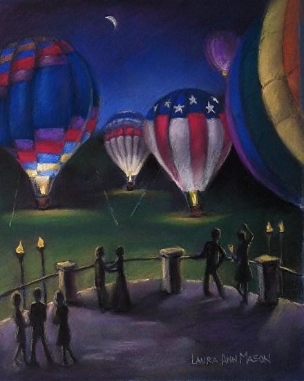 Balloon Gala - Pastel