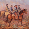 """""""Cattle Call""""  in Giclee"""