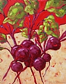 """It Beets Me"" by Dianna Fritzler Oil ~ 20"" x 16"""