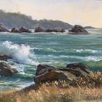 Nita Harper - California Art Club �The Golden State�