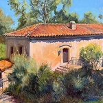 Nita Harper - California Art Club 20th Anniversary Exhibition  CAC at The Old Mill