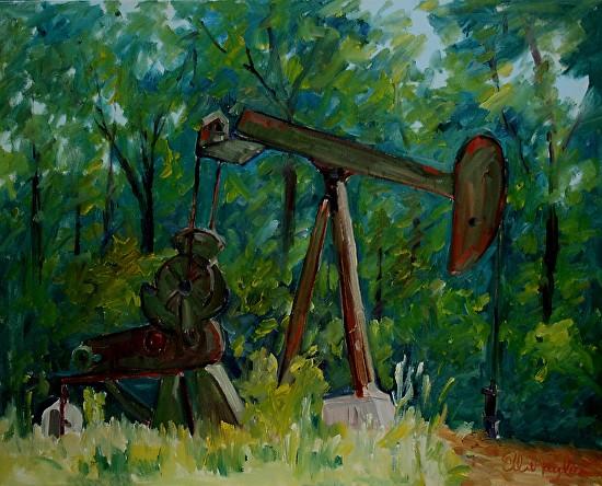 Pump Jack - Oil