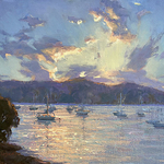 Tatyana Fogarty - Treasures from the Bay Area: New Paintings by the California Art Club