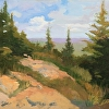 Colorado Landscape-Rocky Mountain Vista 1