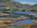 Reflections (Crystal Springs Reservoir) by Jenny Wantuch