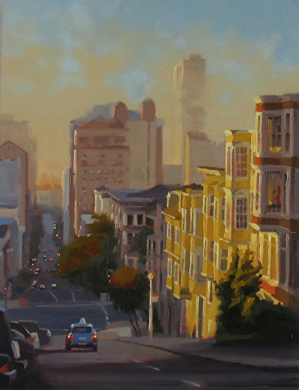 Nob Hill - Oil