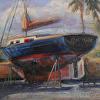 Rustic Shipyard Beauty
