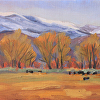Sierra Valley Cattle Range