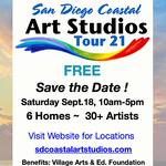 Rancho Santa Fe Art Guild - San Diego Coastal Art Studios Tour 21