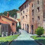 Rancho Santa Fe Art Guild - PASSAGES THROUGH ITALY & CALIFORNIA