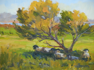 An example of fine art by Karen Wilkerson
