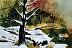 Early Snow by Arlene Peck