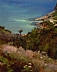 "Crete, Our Secret Place by Beatrice Athanas Oil ~ 16"" x 20"""