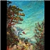 Greece,  Kytheira Beach by Beatrice Athanas Oil ~ 24 x -