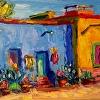 Blue Barrio House