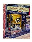 "Shane's Bakery by Sandy Ryan Oil ~ 24"" x 20"""