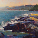 MaryAnn Cleary - Plein Air Grand Marais