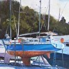 The Boats of Opua - Dry Dock