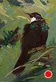 75 - 254 Tui by Adele Earnshaw Oil ~ 7 x 5