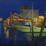 Arlene Daniel - Exploring Oil Painting and Pastels