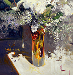 Chuck Larivey - Oil Painters of America�s 30th Annual National Juried Exhibition