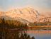 Carson Peak June Lake by Robert Karl Vogel