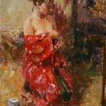 Dan Beck - A MODEL IS A MODEL, BUT A PAINTING IS A PAINTING