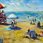 Jill Banks - Long Beach Island Plein Air Plus Exhibition