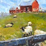 Jill Banks - Painting the Plein Air Landscape in Oils - Spring 2020