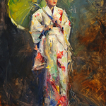 Jill Banks - Painting the Portrait in Oils - Fall 2021