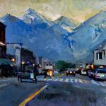Jill Banks - Telluride Plein Air Online and Live Exhibit