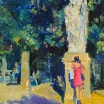 Jill Banks - Alexandria Old Town Springtime Art Festival (NEW!)