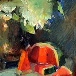 Jill Banks - Evening Paint - Spring 2021
