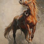 Abigail Gutting - Night of Artists - Briscoe Western Art Museum