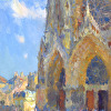 Inspired, Reims Cathedral,14x11, jpg