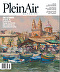 Cover photo of Plein Air Magazine 2014 by Kevin Macpherson