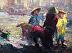 Bai Hai Fish Sellers by Kevin Macpherson