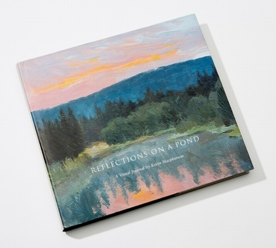 Reflections on a Pond, Now being shipped by Amazon.com Fulfillment Center by Kevin Macpherson  ~  x